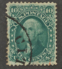 Used Individual North American Stamps