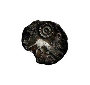 Regini & Atrebates Celtic Silver Minim - Commios Anemore Type Ex.Rare (HHC4326)