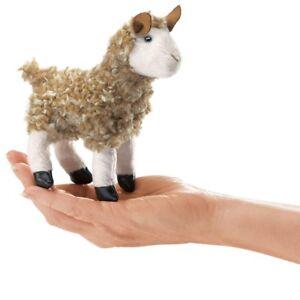 Folkmanis® Puppet - Mini Alpaca