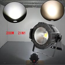 Audience Blinder dello stage illuminazione 200w 2in1 COB LED industria dello stage Lampada de