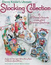 Donna Kooler's Ultimate Stocking Collection by Barbara Baatz Hillman, Linda...