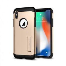Fundas Spigen color principal oro para teléfonos móviles y PDAs
