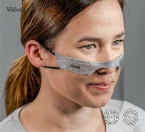 Protective shield Vitberg Mini Shield innovative, breathable mask 2 pcs. in pack