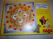 HABA  Die kecken Recken 4186 5   J+ Rarität nicht mehr im Handel Spielvarianten