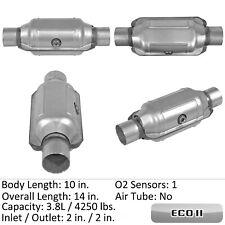 Catalytic Converter-Sedan Eastern Mfg 82614