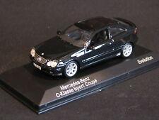 Minichamps Mercedes-Benz C-Klasse Sport Coupé 1:43 Black (DV) (JS)