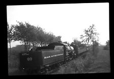 BR&W Black River and Western Railroad RINGOES FLEMINGTON NJ Photo Negative 14