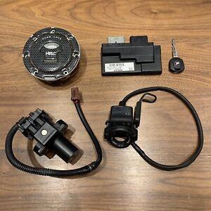 Honda CBR1000 Fireblade 2008-12 Keihin ECU, Key Ignition, Fuel Cap 38770MFL644