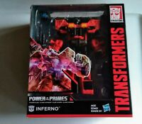Transformers Power of the Primes ~ INFERNO ~ Voyager Class Action Figure