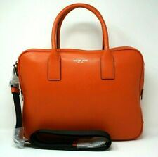 Briefcase/Attache Orange Backpacks, Bags & Briefcases for
