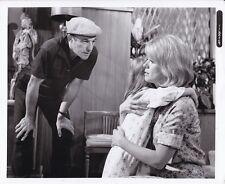 GENE KELLY INGER STEVENS Original CANDID on Set GUIDE FOR THE MARRIED MAN Photo