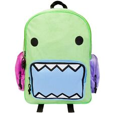 Domo - Neon Face Plush Backpack