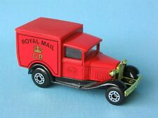 Matchbox MB-38 Ford Model A Van Delivery Royal Mail Postman Courier GR