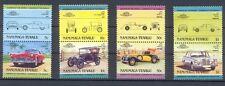 Nanumaga - Tuvalu / Satz 2 Auto 100  / Automobil Oldtimer** Leaders of the World