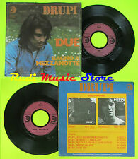 LP 45 7'' DRUPI Due Bagno a mezzanotte germany RICORDI R.35.013 cd mc dvd