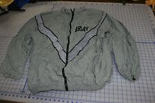 XX-large regular reflective safety jacket running athletic fitness nylon army