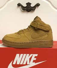 NIKE AIR FORCE 1 MID LV8 BOYS TRAINERS SNEAKERS SHOES UK 2,5 EUR 35 US 3Y