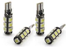 4x STÜCK LED Standlicht T10 13 Power SMD Xenon Weiss für Scheinwerfer 12 Volt