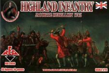Red Box 72050 - Highland Infantry Jacobite Rebellion 1745 - 1:72