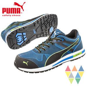 Puma Safety Shoes - Urban Safety BLAZE KNIT 643067 AUTHORISED DEALER