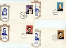 1972 Explorers - Philart (Small Size) - Set of four - Four H/S's