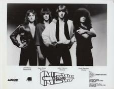 New England- Music Memorabilia Photo