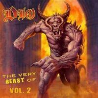 DIO - THE VERY BEAST OF DIO VOL.2; CD  17 TRACKS HEAVY METAL BEST OF  NEU