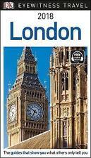 DK Eyewitness Travel Guide London by DK (Paperback, 2017)