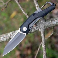 Couteau Kershaw Reverb Lame Acier 8Cr13MoV Manche G10/Fibre Carbone KS1220