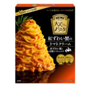 HEINZ otona mukeno pasta beni zuwaigani tomato cream(pasta seasoning)   130g