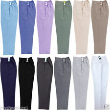 Plus Size Stretch Loose Fit Trousers for Women