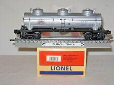 Lionel 16187 LINEX 6425 Triple (3) Dome Tank Car O/027 Freight Car 1999
