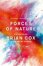 Forces of Nature by Professor Brian Cox & Andrew Cohen Paperback NEW BESTSELLER