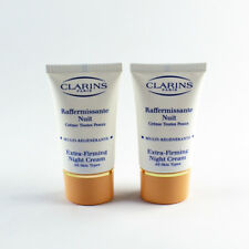 Clarins Extra Firming Night Cream - Set Of 2 x 15mL / 0.53 Oz. - All Skin Types