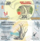 MADAGASCAR - 200 Ariary 2017 FDS - UNC