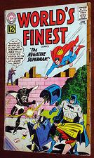 World's Finest #126  Superman Batman VG/F