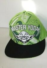 Boys Star Wars Master YODA Ball Cap Youth One Size New with tags