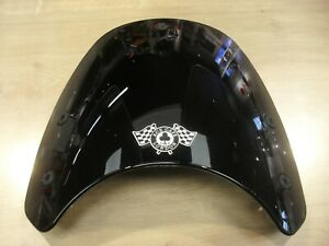 USED TRIUMPH BONNEVILLE BOBBER DART CLASSIC FLYSCREEN WIND SCREEN TINTED
