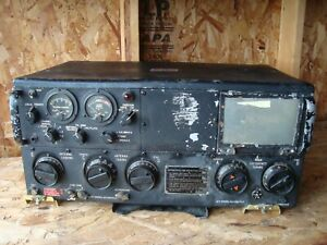 ART-13 T-47 MILITARY TRANSMITTER WWII U.S. ARMY SIGNAL CORPS