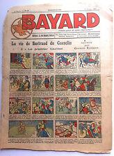 """BAYARD n°58 du 7/02/1937; """"Les exploits de Doudou"""" de Mosdyc/ Gervy """"le Totem"""