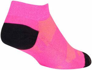 SockGuy Classic Bubblegum Socks - 1 inch, Pink, Women's, Small/Medium