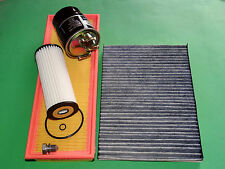 Inspektionspaket Filterset Filtersatz VW Caddy (9K) 1.9 SDI & TDI MKB: AYQ, ALH