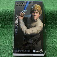 Star Wars Luke Skywalker Hyperreal The Black Series Action Figure - Brand New