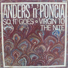 "7"" 1968 rare en VG +! diferente 'n' Poncia: so it goes"