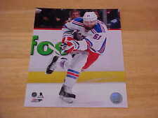 Rick Nash Rangers In Action Officially LICENSED 8X10 Photo FREE SHIPPING 3/morej