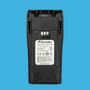 Li ion Battery for Motorola NNTN4497CR NNTN4970A fit Radio CP200XLS CP200D CP150