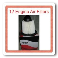 LOT 12 ENGINE AIR FILTER A34877 CA7730 VA4877  Fits: FORD CONTOUR - MUSTANG