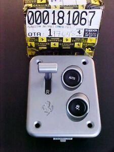 Ferrari 360 Transmission Reverse Lever Shifter Control Switch_575_181067_NEW_OEM
