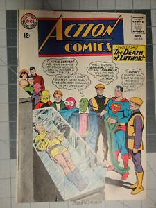 DC Comics Action Comics #318