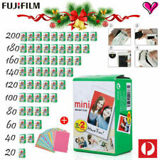 Fujifilm Instax White Film Fuji Mini 8 9 Polaroid 300 Instant Camera Photos IDS